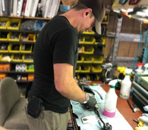 Dalmatian Fire Equipment carefully cleans, restores and refurbishes SCBAs and cylinders so they can be bought at a fraction of the cost of a new pack without sacrificing quality and reliability. (image/Dalmatian)