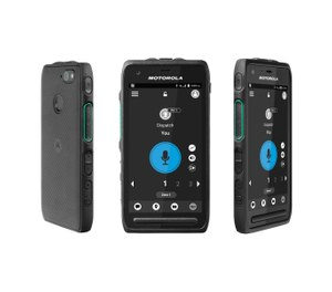 A rugged, purpose-built device that leverages the power of broadband/LTE and also connects to land mobile radios, such as the LEX L11 from Motorola Solutions, can deliver reliability and the features EMS providers need while streamlining workflows so they can better focus on their patients. (image/Motorola Solutions)