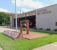 Texas city considers merger of two fire stations