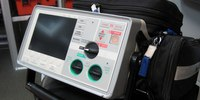 Fire chief placed on leave amid defibrillators probe